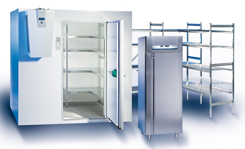 Виды промышленного холодильного оборудования